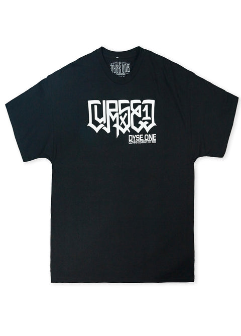 Dyse One Black DOT220B Cursed Tee