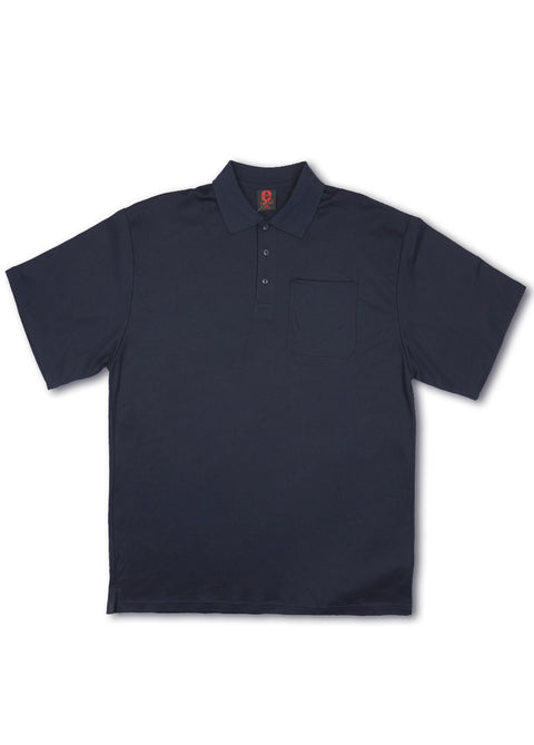 Ellusion Cool Dry Polo with pocket