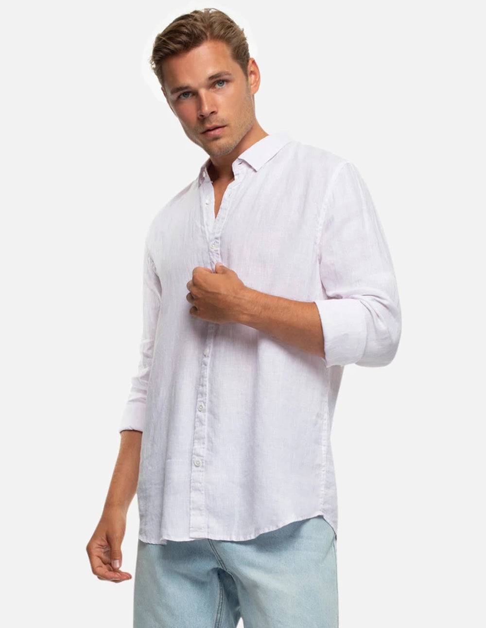 The Tucson Linen Shirt