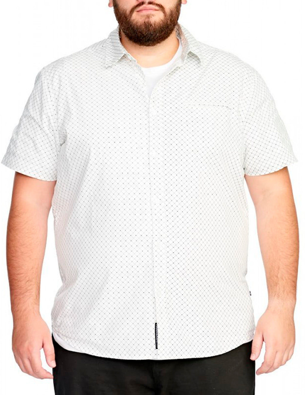 Hammersmith White 0H81SI Dale S/S Shirt