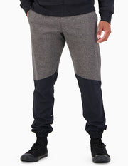 Hybrid Cuffed Tapered Pant