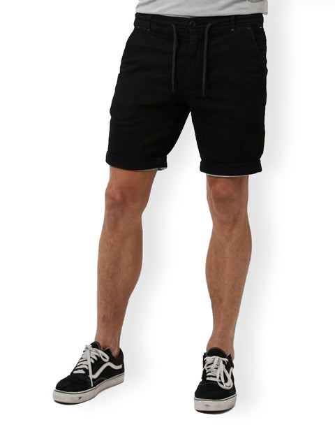 Industrie Spray Black MBS23614A Drifter Cuba Short