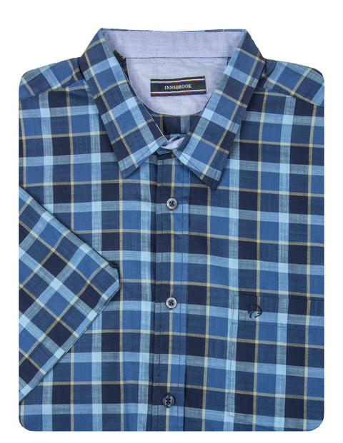 Innsbrook Navy FYG030 Ternitz S/S Shirt