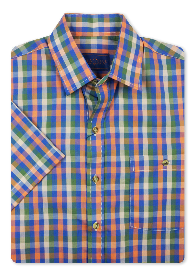 Koala Blue 8111762 Australian Made S/S Shirt