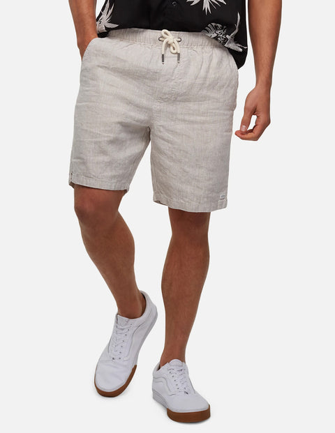 The Marina Linen Short