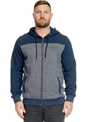 Morris Zip Through Hoody