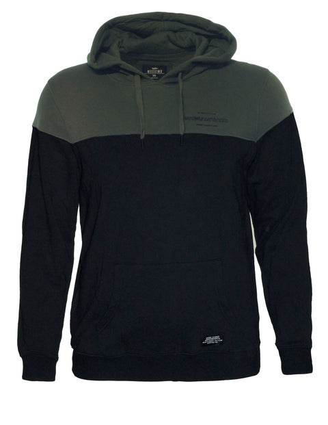 Mossimo Black 0M85FC Gibson Pullover Hoodie