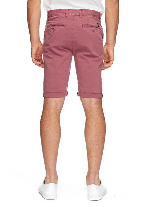 Mossimo Mineral Red Lachlan Chino Short