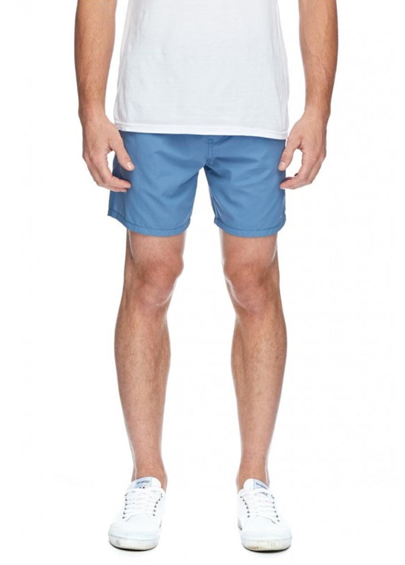 Mossimo Moroccan Blue Powell Pool Short