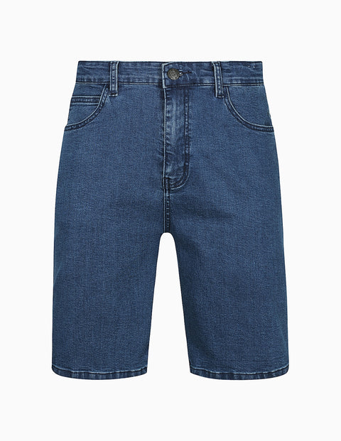 Stretch Denim Short