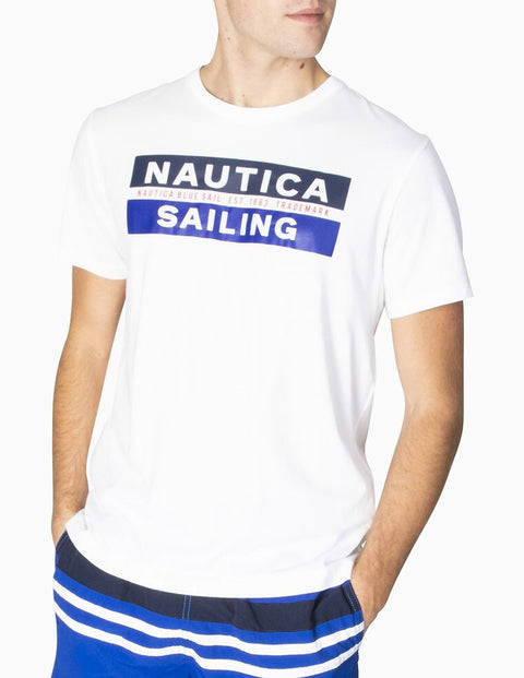 The Sailing Club S/S Tee
