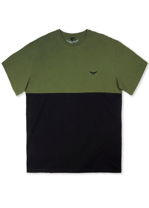 Plot Army Two Tone S/S Tee