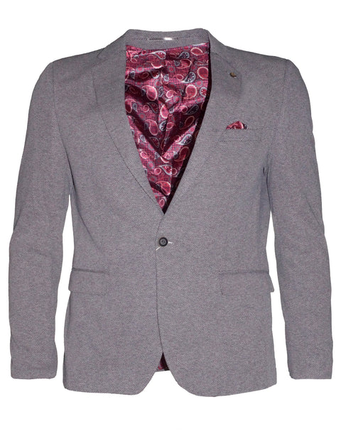 Plot Grey James Blazer