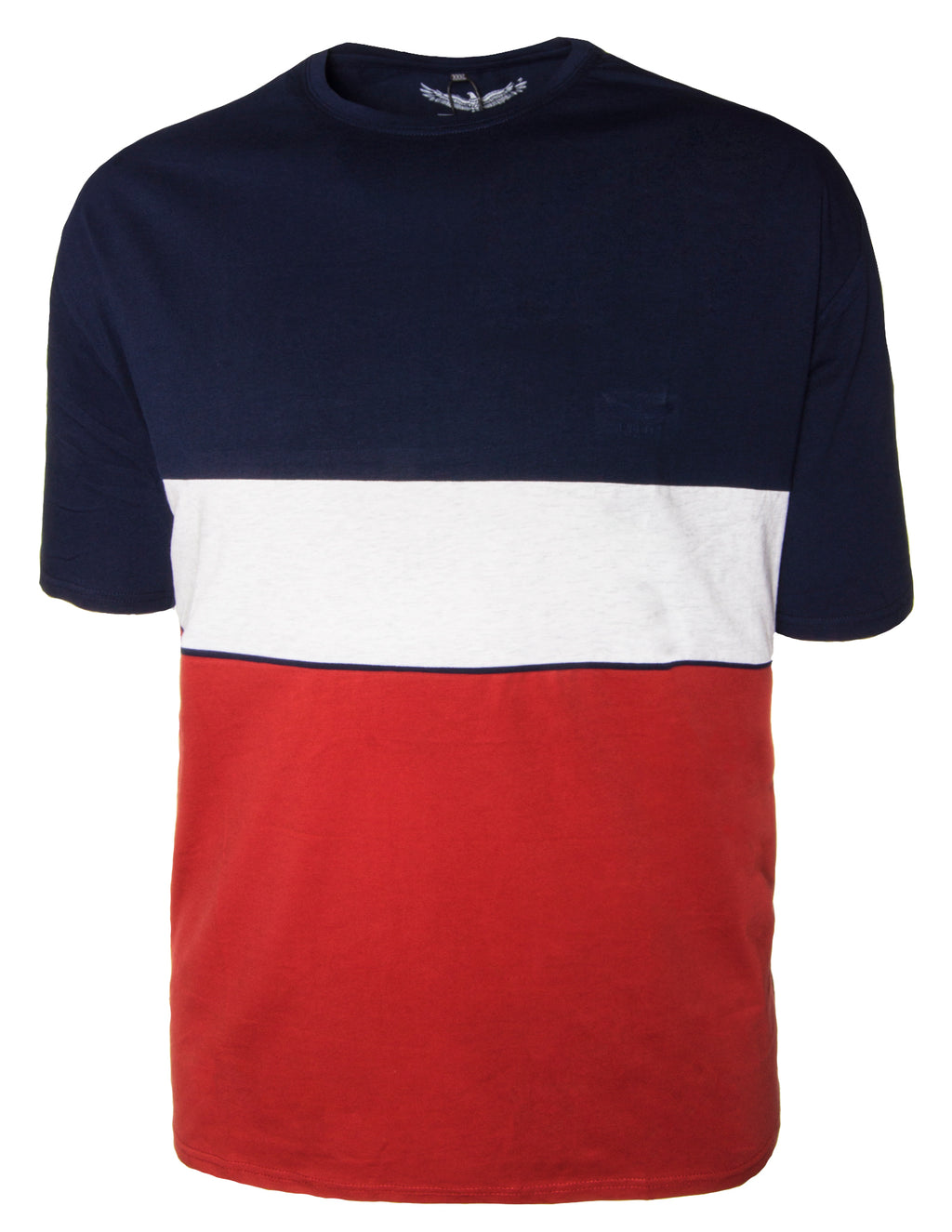 Plot Navy B81T40-N Cotton S/S Tee