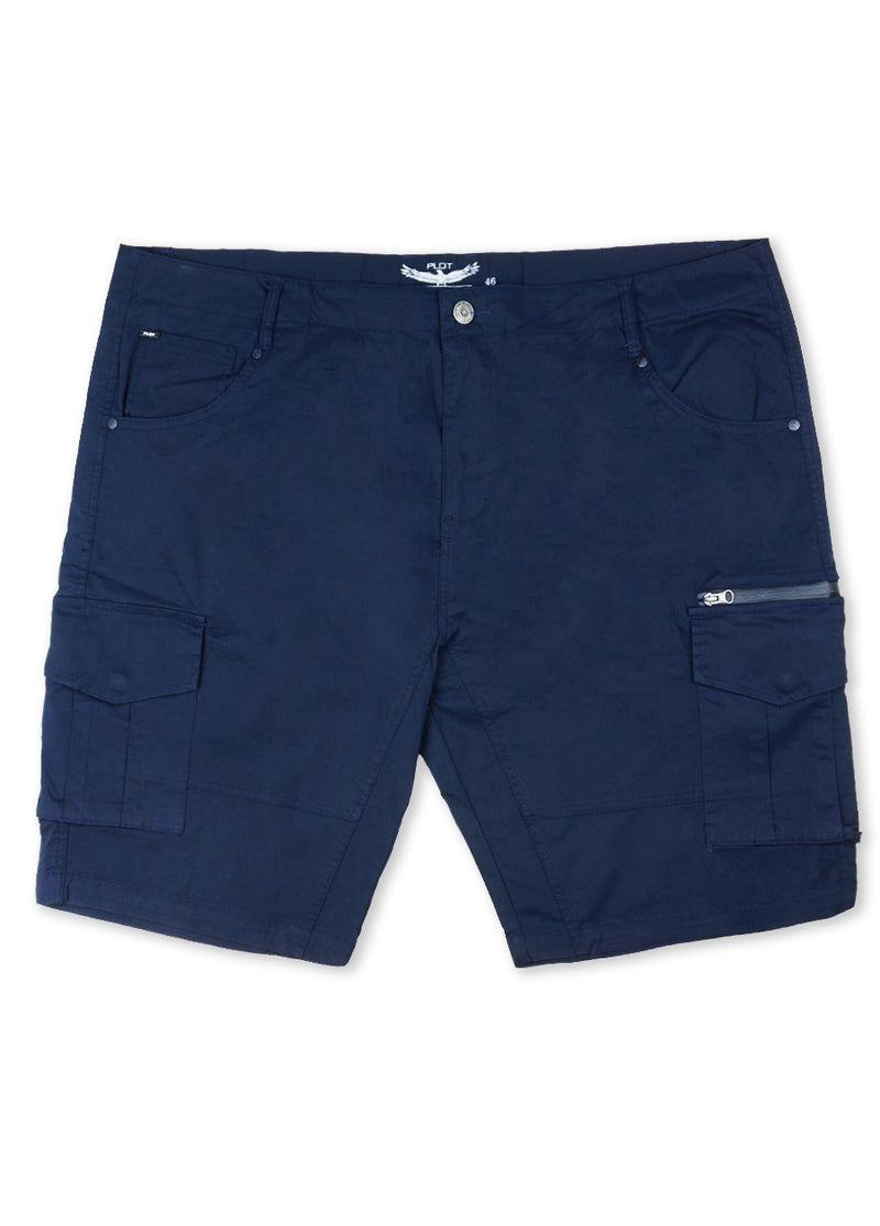 Plot Navy B62CS114 Cargo Short