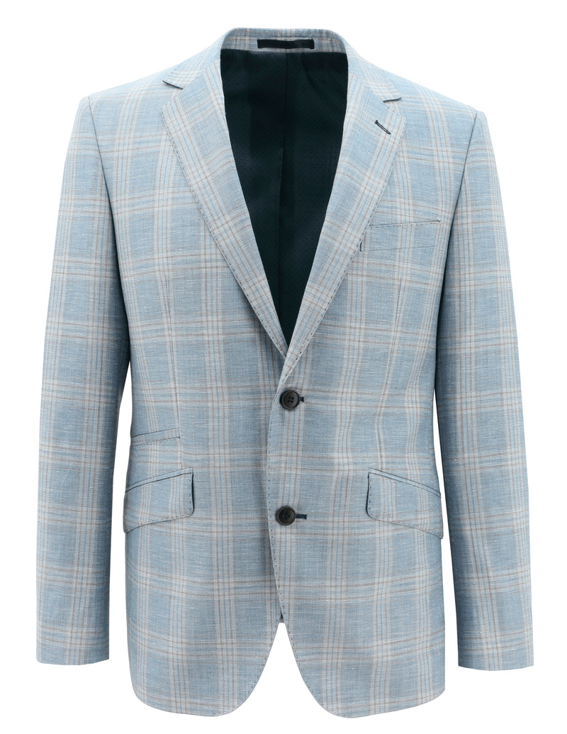 Daniel Hechter Pale Blue S18DH273-14 Sports Coat