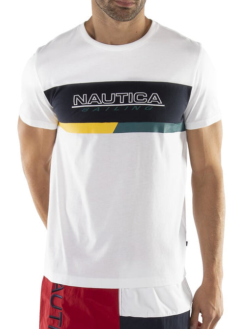 Sailing Spliced Tee