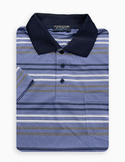 Carlton Printed Polo