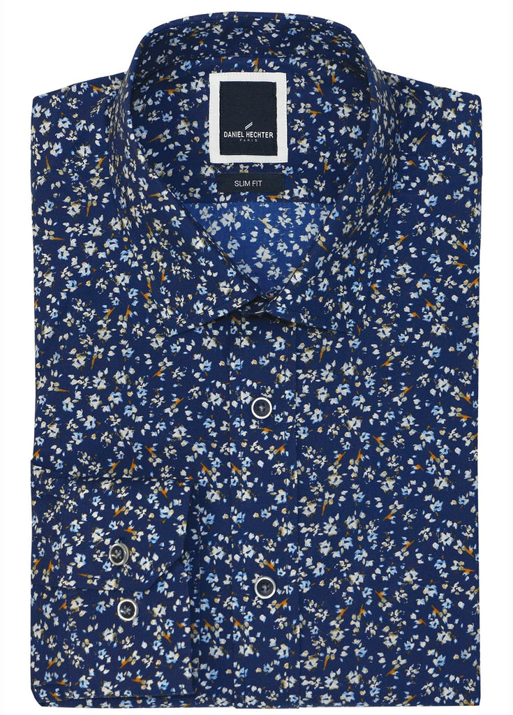 Classic Floral Printed Shirt