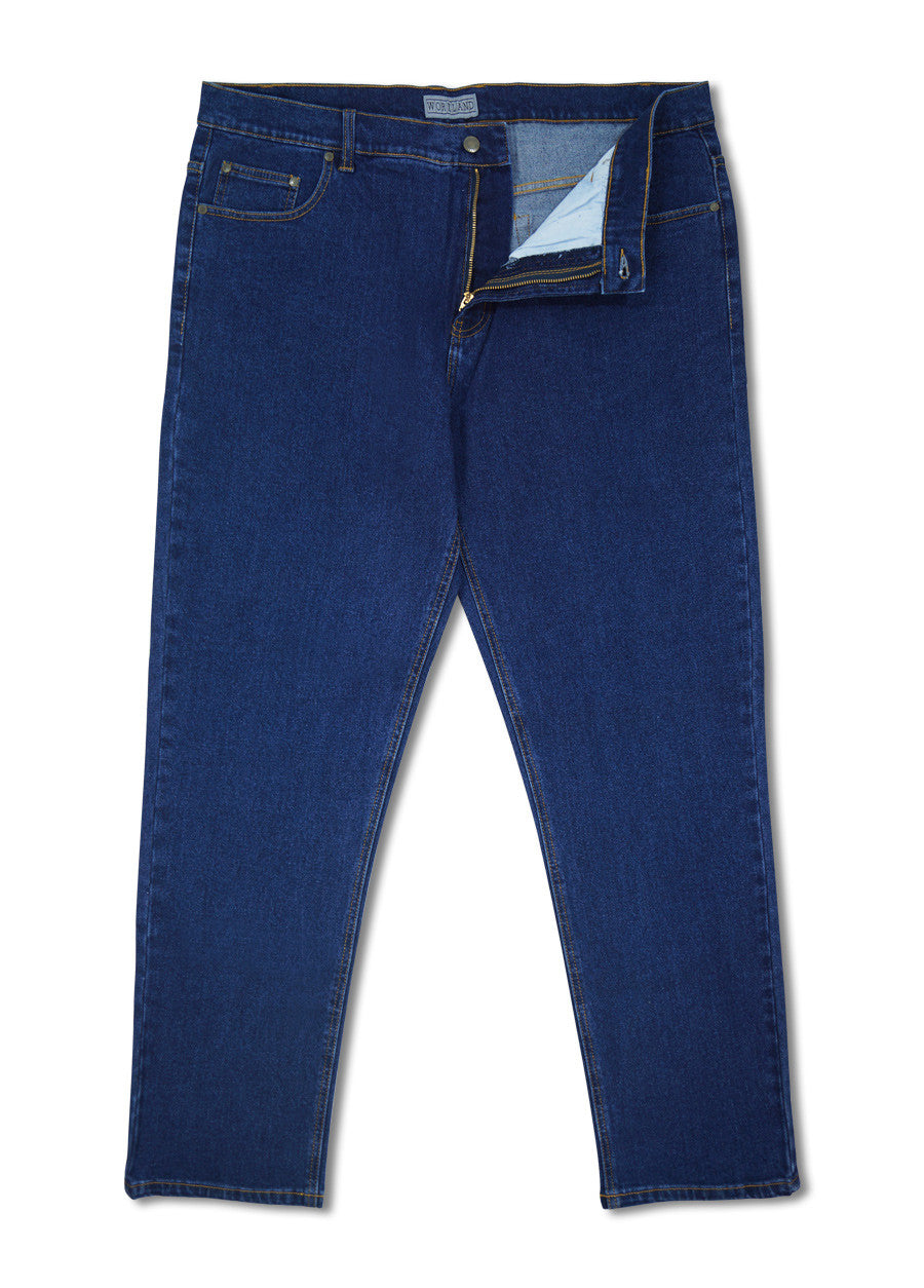 Red Label Stretch Denim Jeans