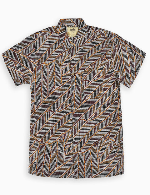 Yirrkala Dream Bamboo Shirt