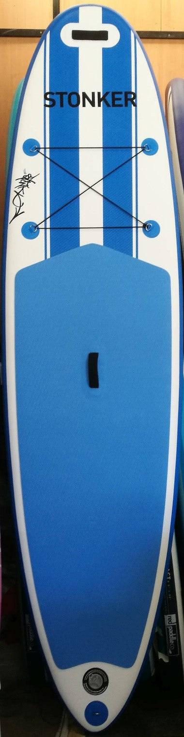 Stonker iSUP Inflatable Stand Up Paddle Board