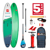 2021 Red Paddle Co 12'6″ Voyager Touring Paddle Board