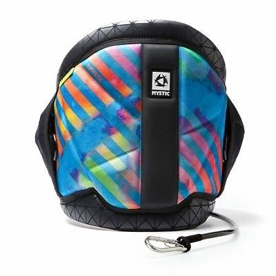 Mystic Artistic (M) kitesurf kiteboard harness - multi colour - Stonker Kiting and Stand Up Paddle inc Red Paddle Co