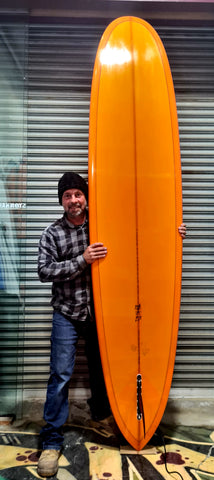 Custom Made Surfboards