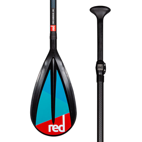 Red Paddle Co Midi Carbon 50 Nylon Adjustable SUP Paddle Pack