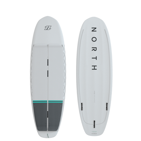 "North Cross Surfboard 2021 Model 5'4"" in stock now"
