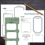 All About Me - Back to School | Printable