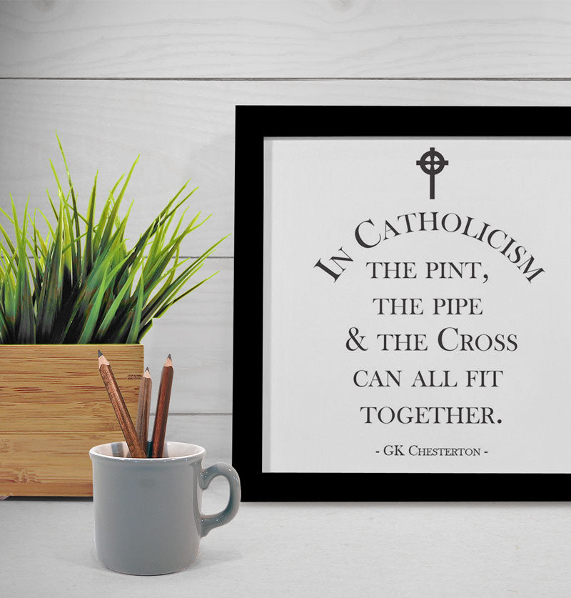The Pint and the Pipe | Printable