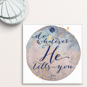Words of Our Lady | Printable