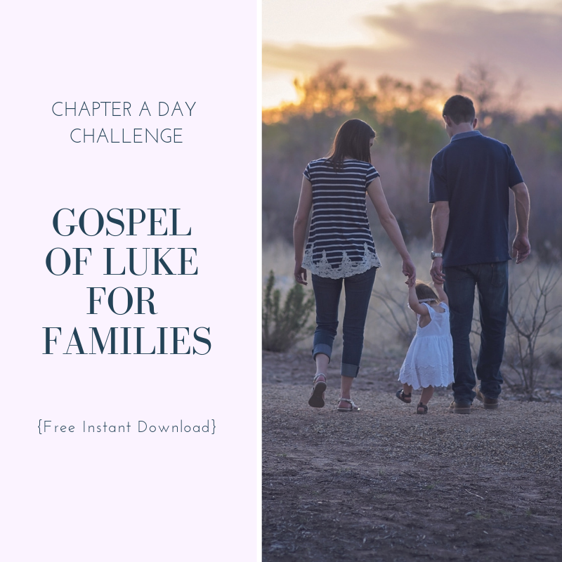 Gospel of Luke for Families - Free Download