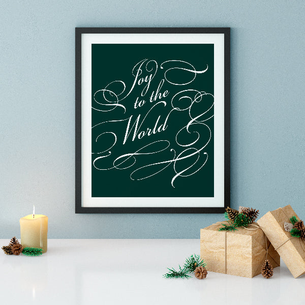 Joy to the World | Printable