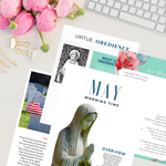 May Morning Time Printable
