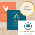 O Antiphons Set | Printable