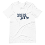 Charcoal Mask Junkie | Beautycounter Short-Sleeve Unisex T-Shirt