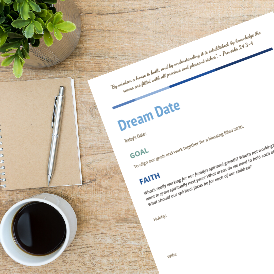 Dream Date Planner - Free Download