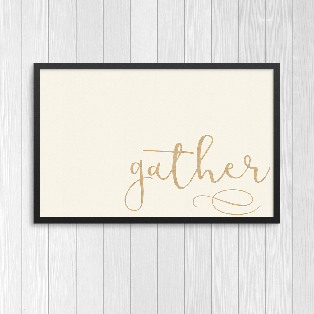 Gather Thanksgiving | Printable