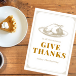 In All Things Give Thanks Print | Printable