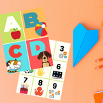 Letters & Numbers Printable