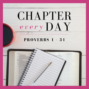 Chapter A Day Proverbs 2020 Challenge - Free Download