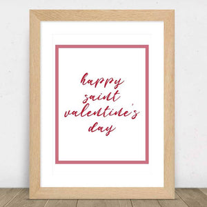 Valentine's Day Trio of Printables