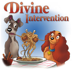 Flying Spaghetti Monster Divine Intervention
