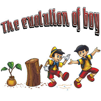 Pinochio: Evolution of Boy