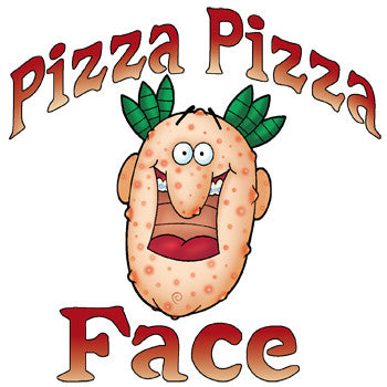 Pizza Pizza Face