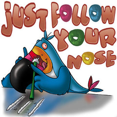 Toucan Sam: Just Follow Your Nose Cocaine