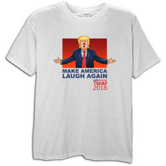 Donald Trump 2016: Make America Laugh Again